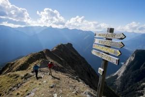 Wandern im Tirol