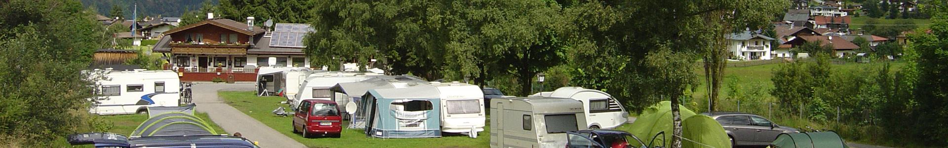 plan des emplacements du camping tztal camping tirol. Black Bedroom Furniture Sets. Home Design Ideas