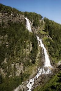 Wasserfall Ötztal