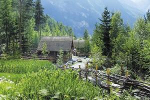 Ötzi Dorf Ötztal Tirol