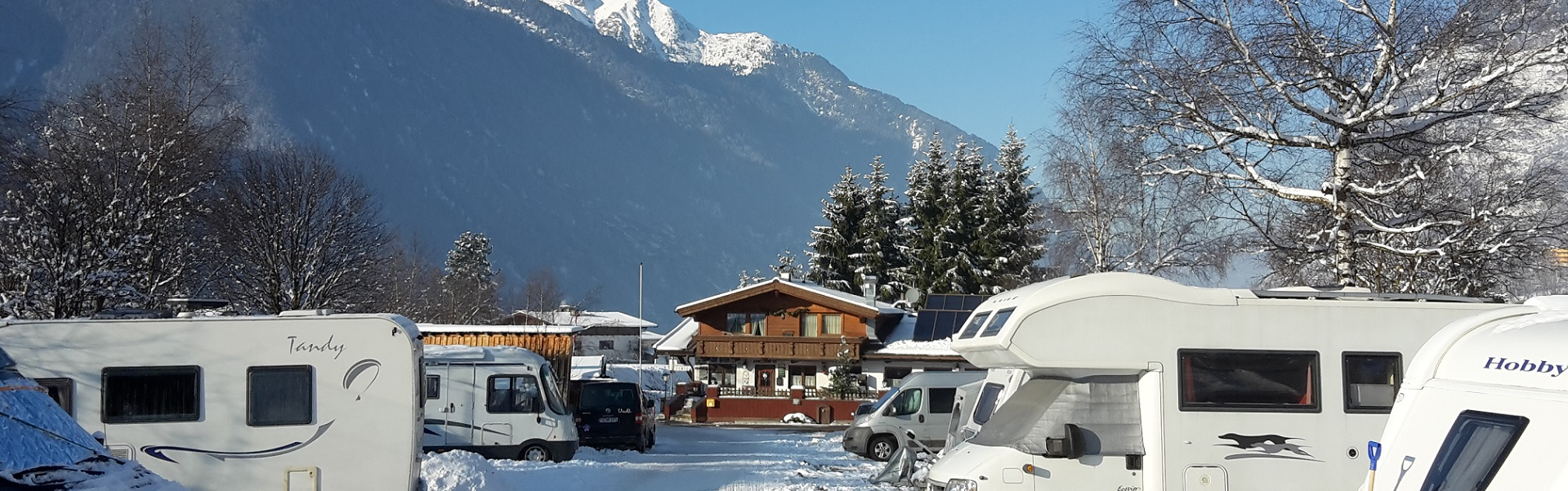 Camping Oetztal Winter