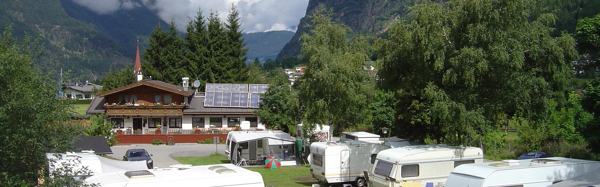 Ötztal Arena Camping Tirol