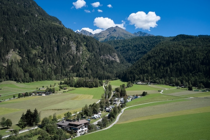 Ötztal Camping Umhausen Tirol